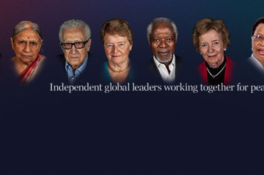 Virgin Unite, The Elders, Kofi Annan