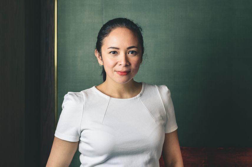 Gem Misa, founder of Cauli Rice