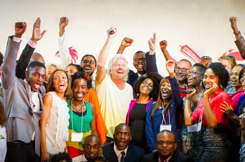 Virgin Unite, Branson Centre of Entrepreneurship, Caribbean