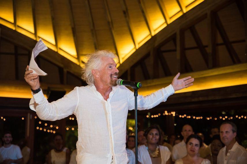 Virgin Unite, Unite BVI, Richard Branson