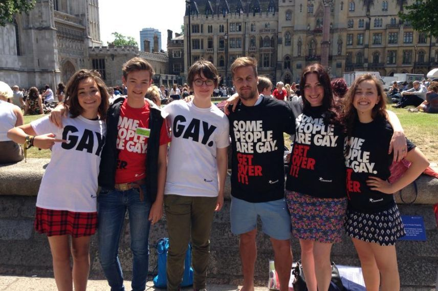 Virgin Unite, LGBT, National coming out day