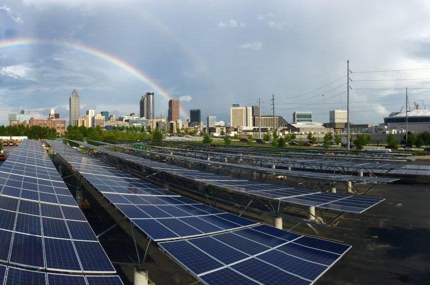 Virgin Unite, Solar Energy, RMI