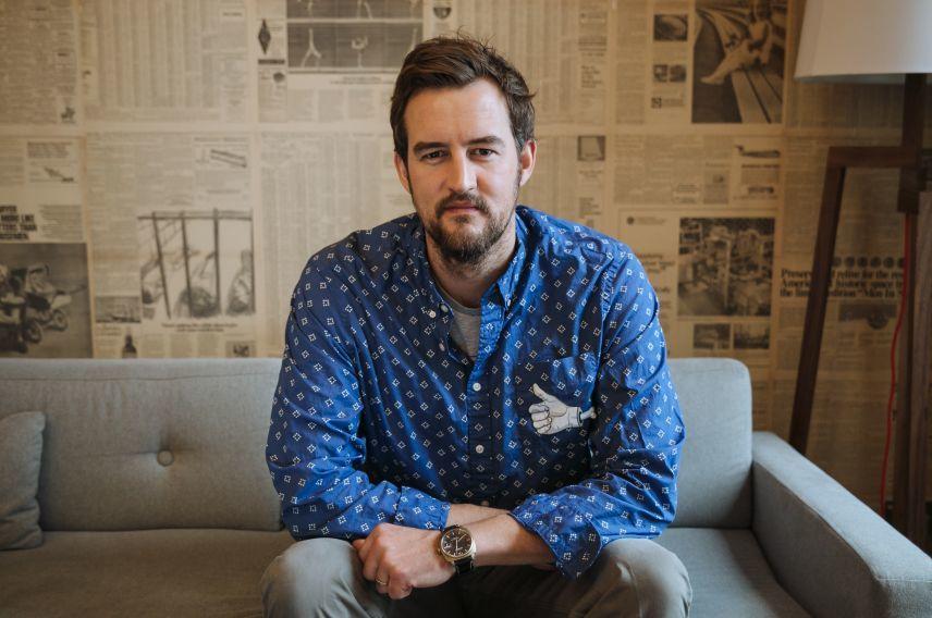 Miguel McKelvey co-founder of WeWork