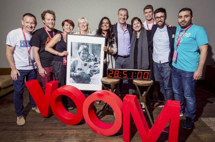 Virgin Media Business VOOM Pitchathon