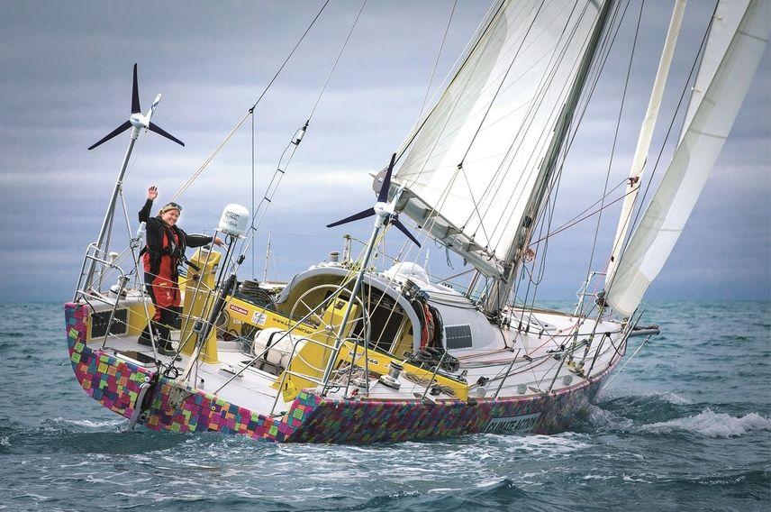 Virgin Unite. Ocean, Climate Action Now, Lisa Blair