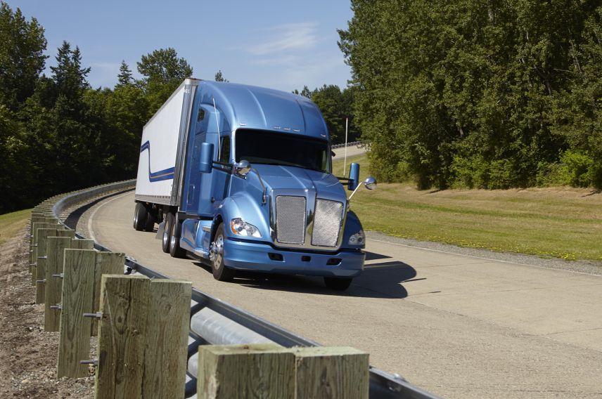 Virgin Unite, CWR, Mike Roeth, Trucking