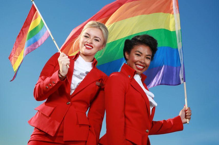 Virgin Unite, Virgin Holidays, Equal Rights, LGBT, Richard Branson