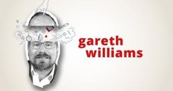 Mentor Mondays - Gareth Williams