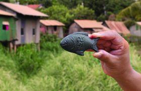 Virgin Unite, Lucky iron fish,