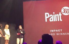 Virgin Unite, VOOM, Impact Award, Paint360