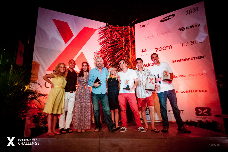 Richard Branson Extreme Tech Challenge 2016 XTC