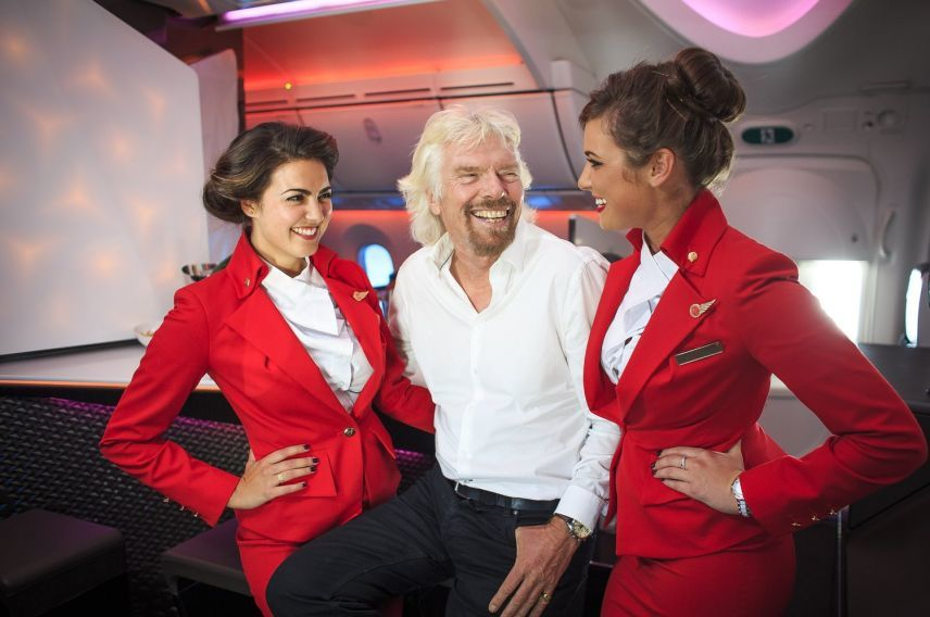 what is the corporate rationale of virgin as a group of companies The virgin group ltd is a group of separately run british companies with the virgin brand under the leadership of english celebrity business tycoon sir richard branson.
