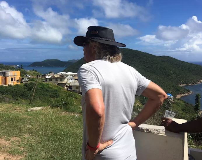 Unite BVI, entrepreneurship, Richard Branson