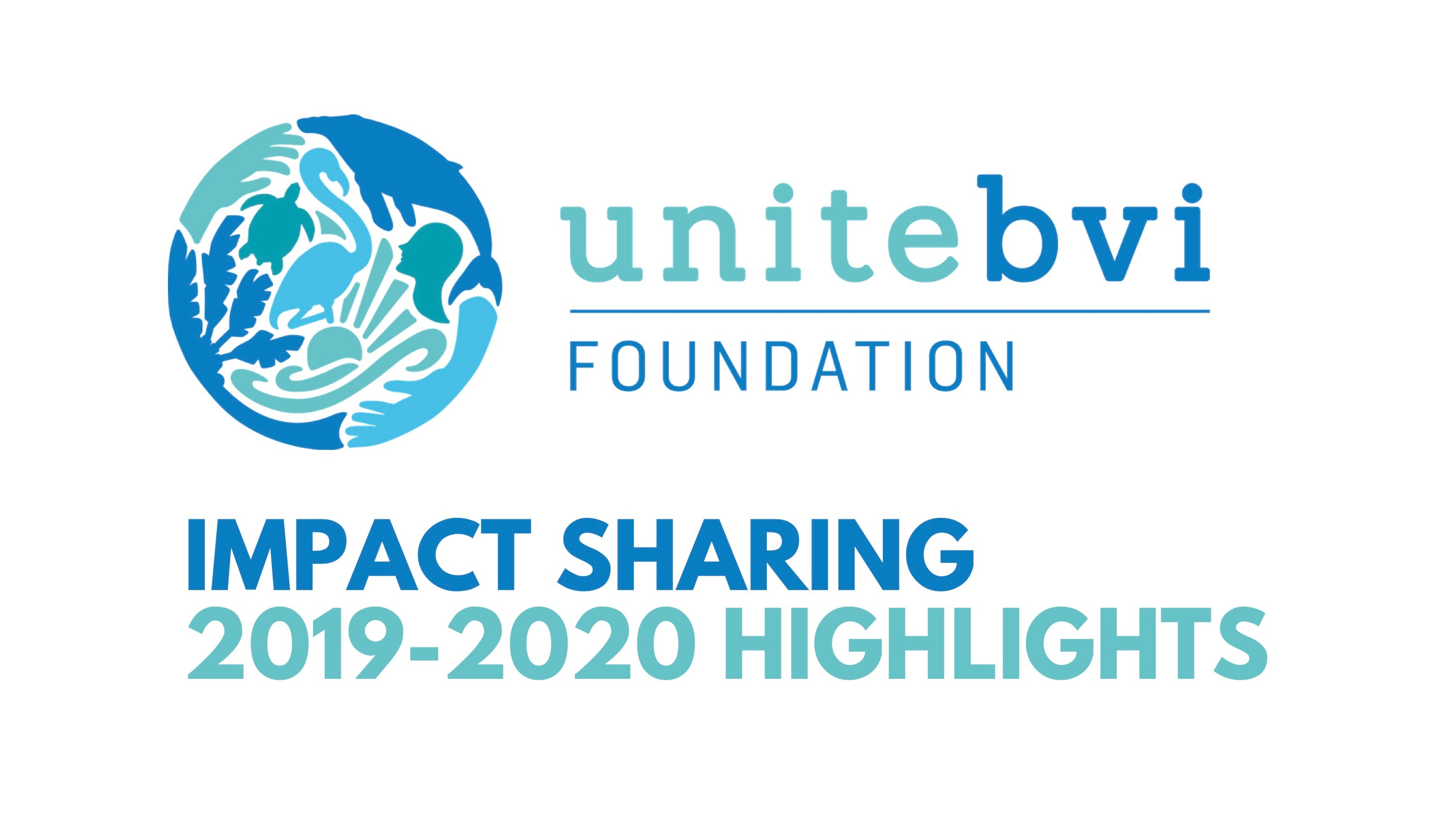Impact Sharing 2019-2020 Highlights Title Page