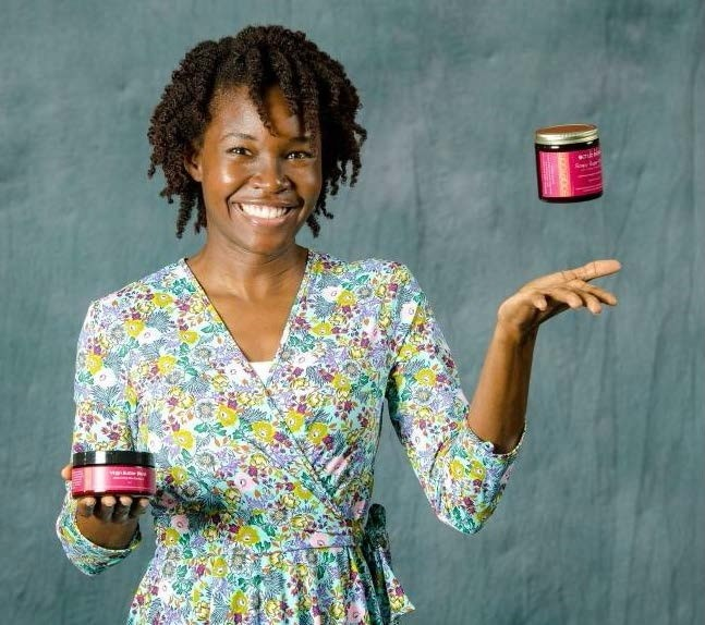 Kickstart Entrepreneur Lenette Lewis, founder of Sageroots