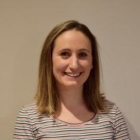 A profile picture of Abigail, a Virgin Unite employee
