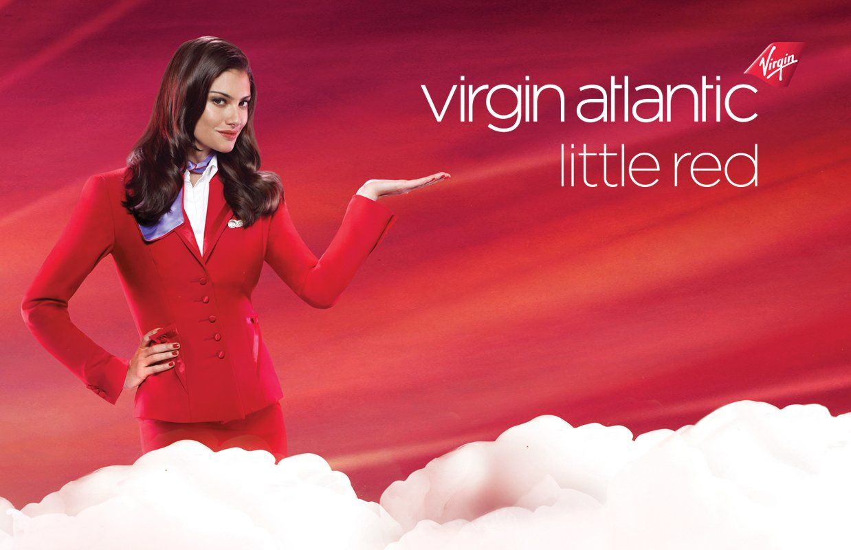 Virgin Atlantic's Little Red service