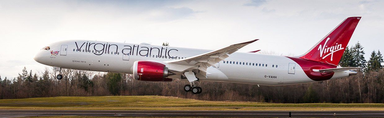 Image result for virgin atlantic