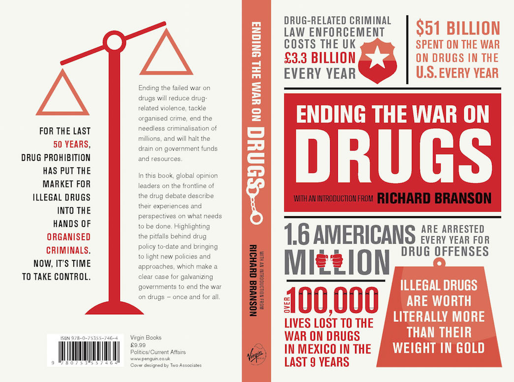 the global commission on drug policy ending the war on drugs by  ending the war on drugs book cover