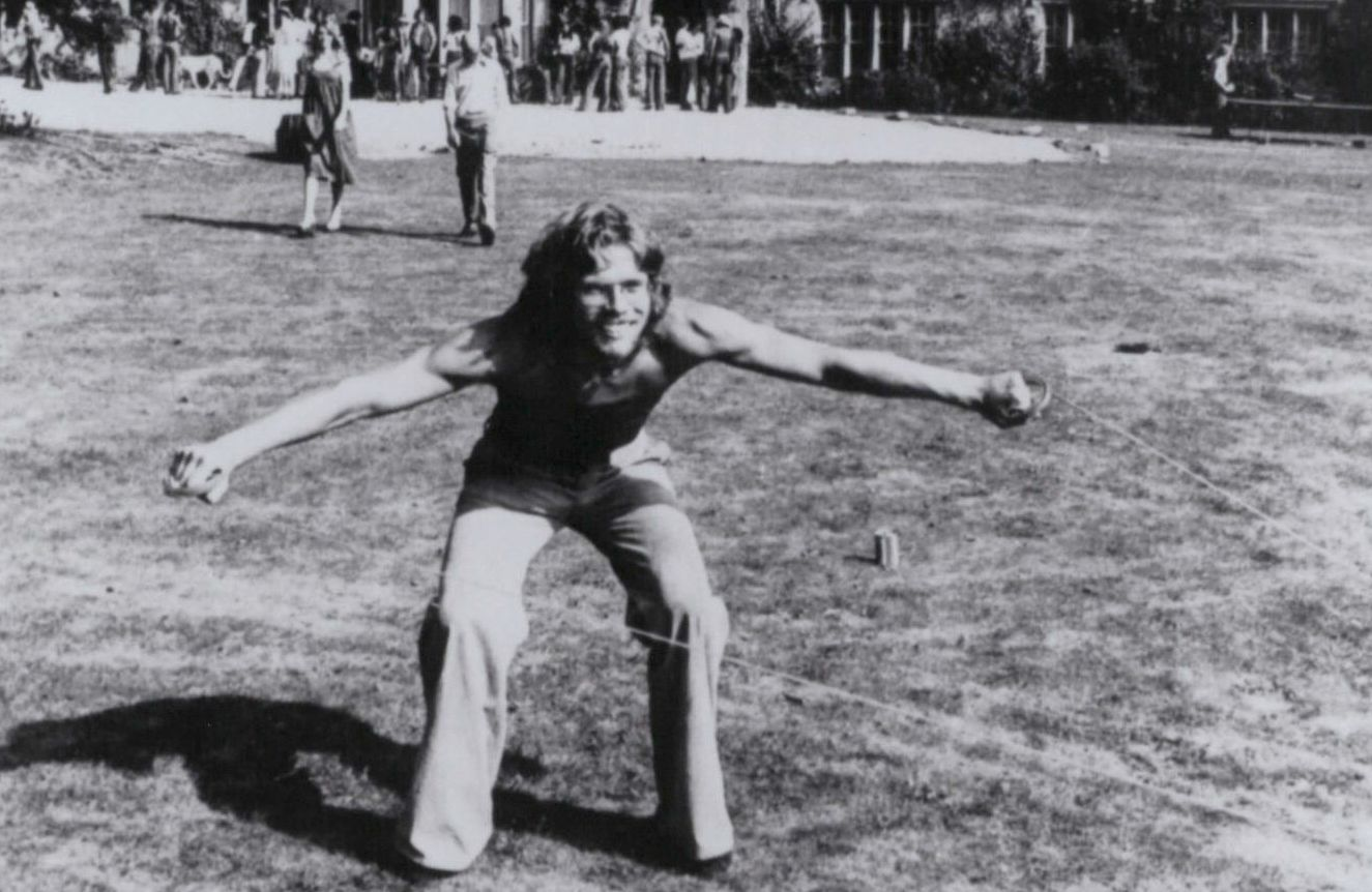Richard Branson early days