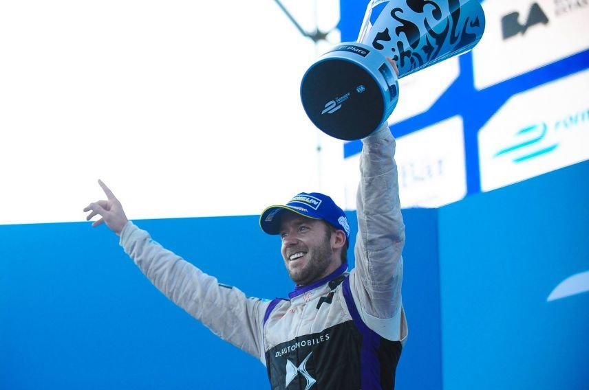 Sam Bird DS Virgin Racing Formula E Buenos Aires 2016