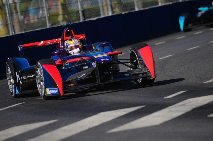 DS Virgin Racing Formula E Buenos Aires 2016