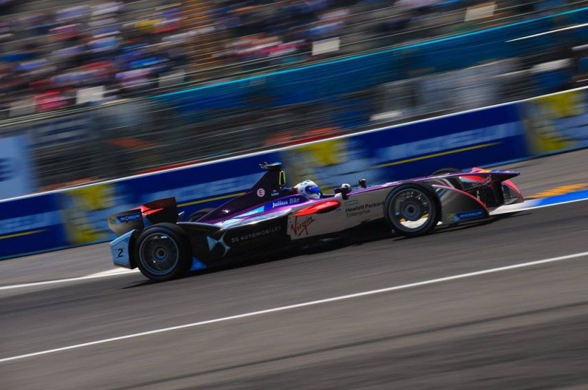 DS Virgin Racing Formula E Mexico City 2016