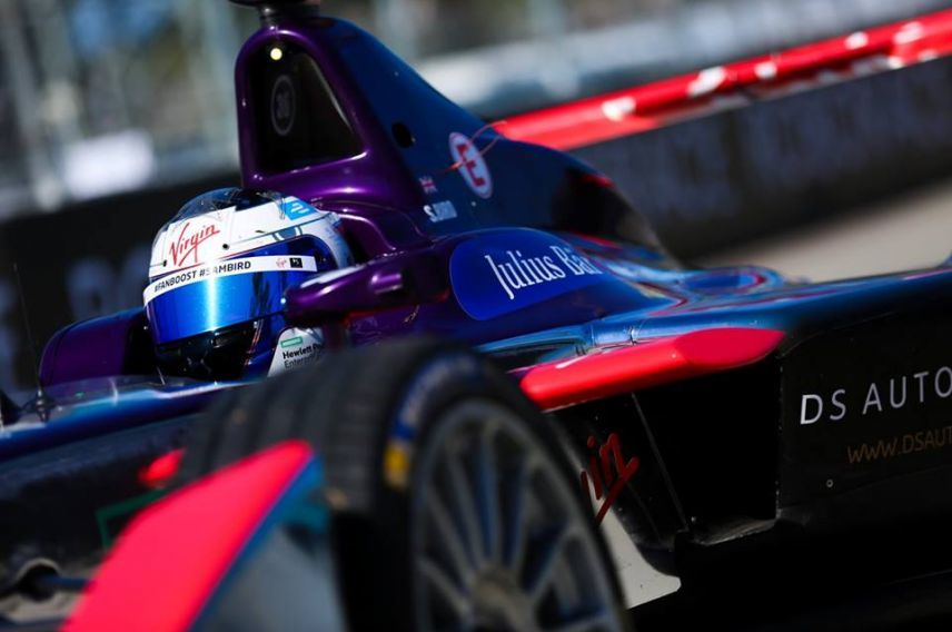 DS Virgin Racing Formula E Long Beach 2016