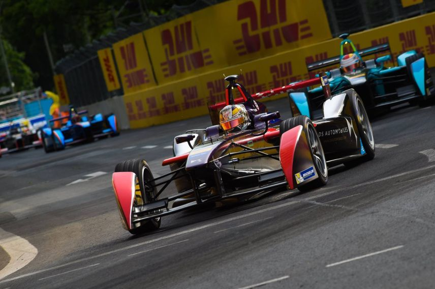 DS Virgin Racing Berlin ePrix
