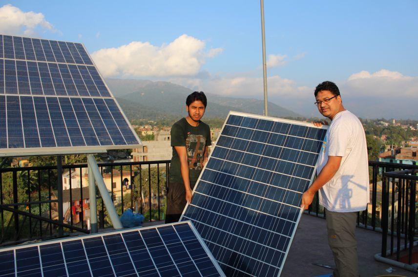 Sun Farmer, Virgin Unite, Energy Access