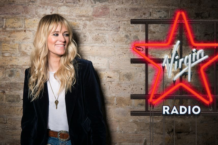 Virgin Radio Edith Bowman