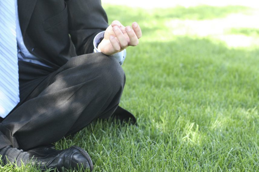 Meditate getty