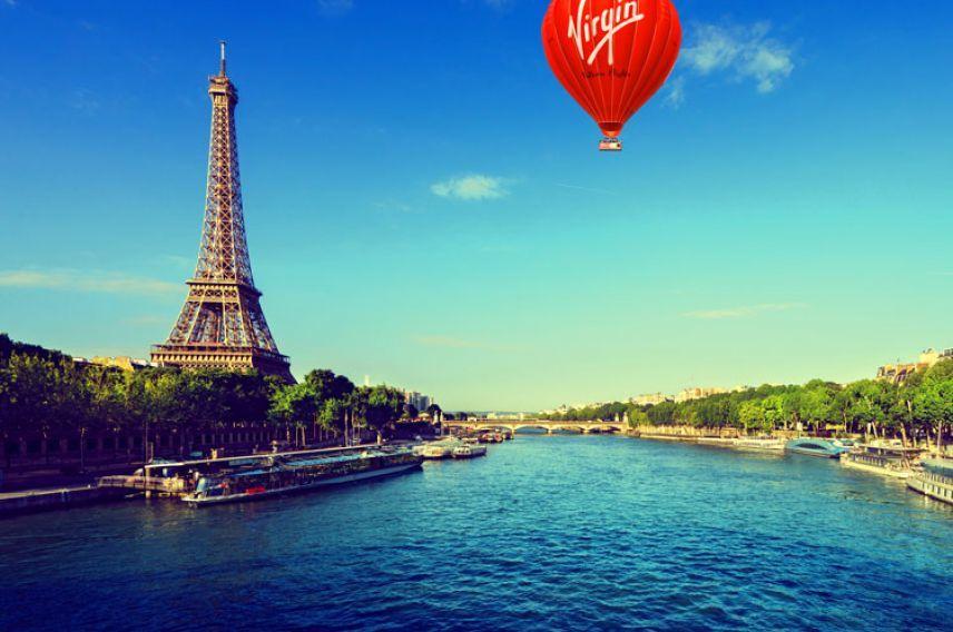 Virgin Balloon Flights Paris