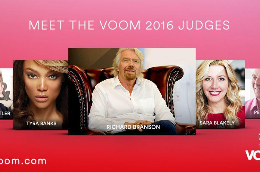 VOOM 2016 judges