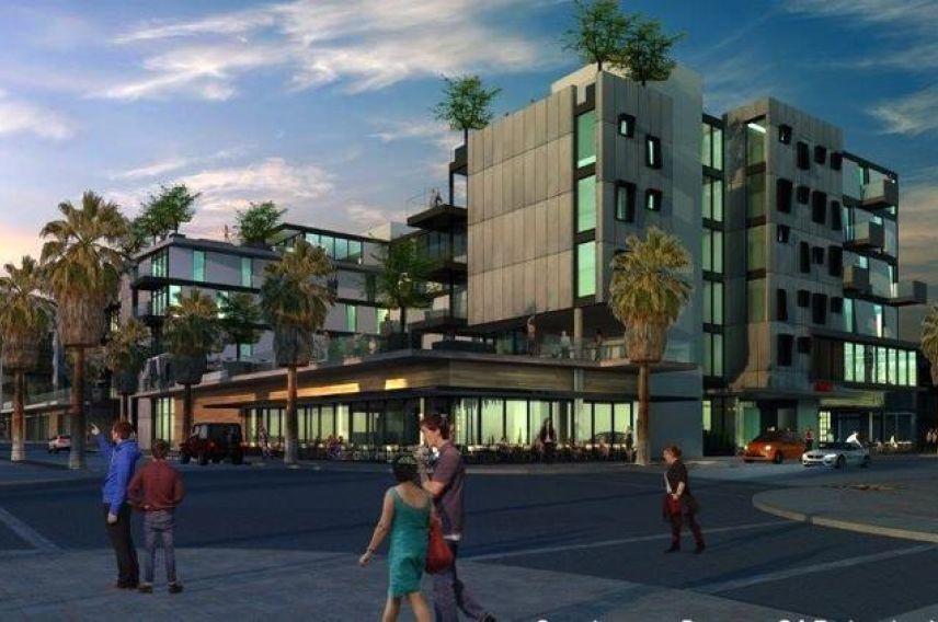 Virgin Hotels Palm Springs plans