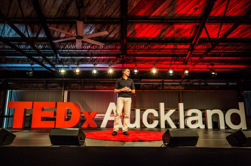 Virgin Unite, TEDx, Jamie Joseph, Rory Steyn