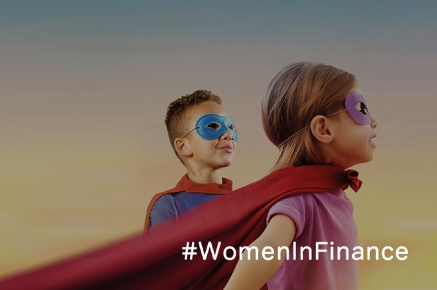 Virgin Money Women in Finance report