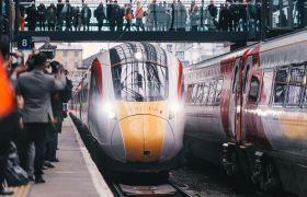 Virgin Trains East Coast Azuma