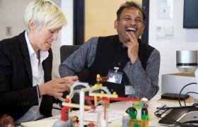 Virgin Unite, Entrepreneur, education, Ashoka, LEGO