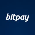 Logo of BitPay