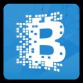 A square image of Blockchain's logo