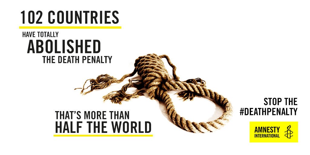 What are the fact of death penalty and good linking words?