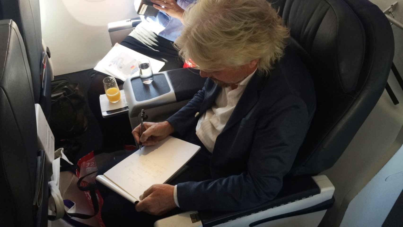 Theres this song where this guy is writing a letter to himself in the past?