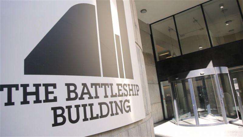 Virgin Management Battleship building