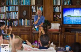 Richard Branson Blockchain Summit 2016