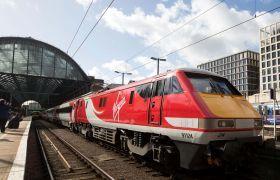 Virgin Trains East Coast Kings Cross