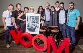 Virgin Media Business VOOM Pitchathon