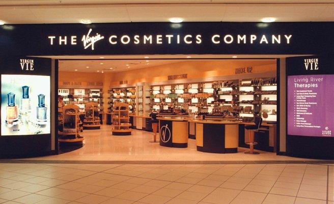 The Virgin Cosmetics Company Vie