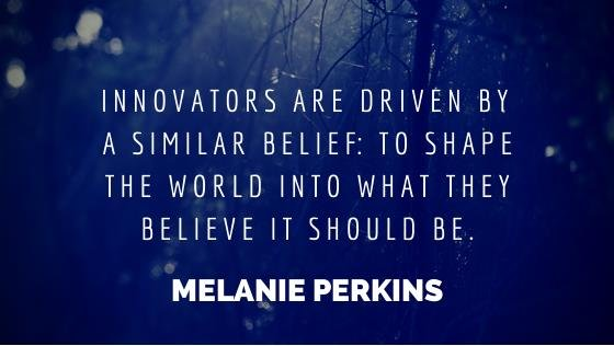 What is the motivation behind people's desire to innovate?   Virgin