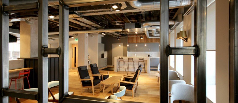 The Uk S Best Workspaces For Entrepreneurs Virgin
